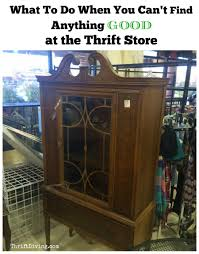 Best Thrift Store Furniture Los Angeles When You Can U0027t Find Anything Good At The Thrift Store