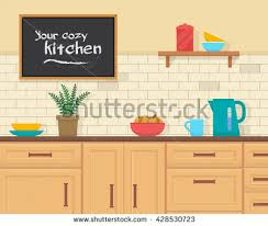 kitchen furniture com kitchen stock images royalty free images vectors