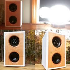 Modern Speaker by Audio Custom Electronics Portable Bluetooth Speaker Diy