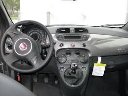 Fiat 500 Interior Fiat 500 Test Drive Woodyscarsite Com