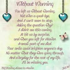 quotes about death of a grandparent no warningi miss you brother so much you are always in my mind