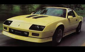 chevrolet camaro 1985 1985 chevrolet camaro iroc z 10best cars features car and driver