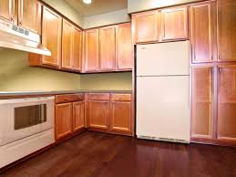 paint or stain kitchen cabinets spray painting kitchen cabinets pictures u0026 ideas from hgtv hgtv