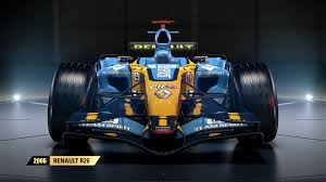 renault one presenting u2026 the 2006 renault r26 the latest car to feature in f1