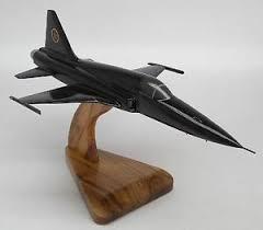mig 28 top gun movie fighter aircraft mahogany wood model small