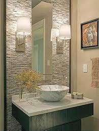 modern guest bathroom ideas bathroom modern guest bathroom design idea with plaid wall