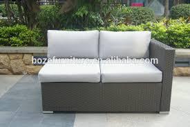 Aluminum Frame Garden Outdoor Furniture Sofa SetCube Corner - Patio furniture sofa sets