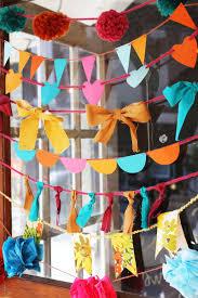 Pretty Bunting Flags 10 Ways To Make A Garland U2013 A Beautiful Mess
