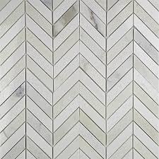 Herringbone Marble Backsplash by Impressive Herringbone Marble Tile 148 Carrara Marble Herringbone