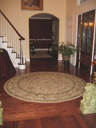 Round Throw Rugs by Best Spots For Round Area Rugs In Your Home