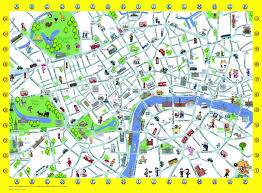 Printable World Map For Tourist Map London Printable World Maps Amazing Of Tourists