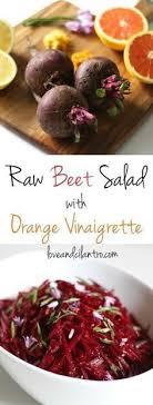 cuisiner betterave crue programme du régime cette salade de betterave crue avec une