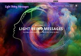 Light Being Charlotte Howard Web Design Sedona Seo Web Design