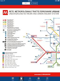 Milan Metro Map by Milan Offline Map City Metro Airport App Ranking And Store Data