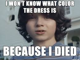 Like I Care Meme - stop pretending like you don t care about the dress color blue