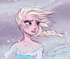 disney u0027s frozen queen elsa fast colour sketch davidkawena