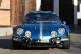 renault rally just listed 1971 renault alpine a110 is a period correct rally