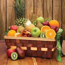 fruit baskets orchard celebration fruit basket the fruit company