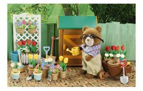 Sylvanian Families Garden - sylvanian families garden set review compare prices buy online