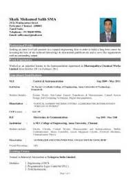 Resume Example For Freshers Engineers by 25 Best Ideas About Job Resume Format On Pinterest Resume Ccna