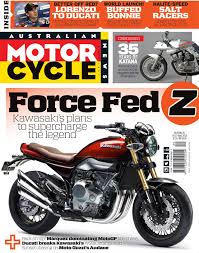 australian motorcycle news magazine subscription magshop