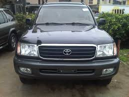 toyota cruiser price super clean toyota land cruiser 2001 model for sale autos nigeria