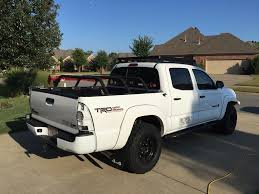 Toyota Tacoma Double Cab Roof Rack by Double Cab Roof Rack Mounts Tacoma World