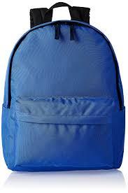 royal blue amazonbasics classic backpack royal blue computers