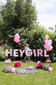 Backyard Cookout Ideas Uncategorized Outdoor Birthday Party Decoration Ideas