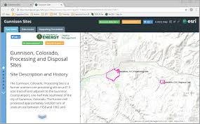 Story Maps Lm Introduces The Doe Web Council To Environmental Systems