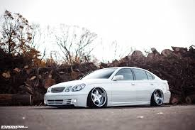 stanced lexus is300 white toyota altezza via flickr and stancenation com everything