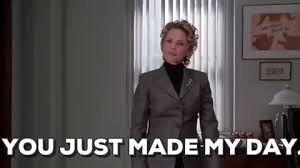 Thank You Very Much Meme - amy sedaris thank you gif find share on giphy