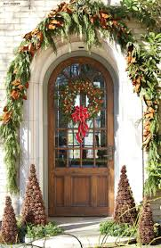 Christmas Decorating Front Entrance front doors door ideas front door christmas decoration ideas