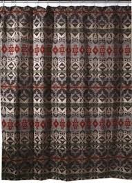 Western Bathroom Shower Curtains Southwestern Style Shower Curtain For Interests Pinterest