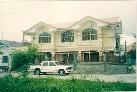 Modern Two Story House Plans Mediterranean Houses Dream House Design Philippines