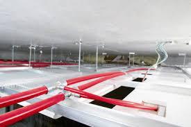 radiante a soffitto rehau ecco il sistema radiante a soffitto