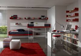 Bedroom Ideas Brick Wall Cool Teenage Bedroom Ideas For Boys Turquoise Color Bed Frame