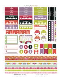 To Do Stickers Summer U2013 Planner Addiction