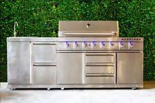 Prefab Outdoor Kitchen Grill Islands Outdoor Kitchen Ebay