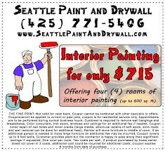 Seattle Interior Painters Seattle Paint And Drywall 425 771 5406
