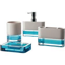 Glass Bathroom Accessories Sets Bathroom Accessories Walmart Best Bathroom Decoration
