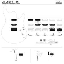 luke iii bfr guitars ernie ball music man
