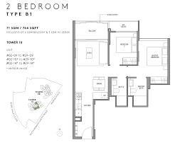 martin modern floor plans u0026 unit distribution