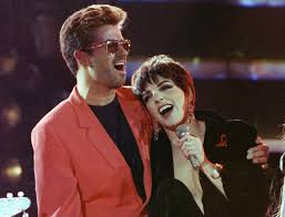 george michael and freddie mercury traced parallel arcs and styles
