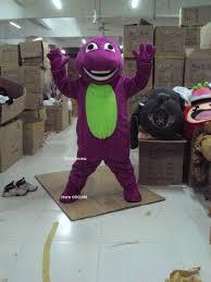 online get cheap barney costumes mascot aliexpress com alibaba