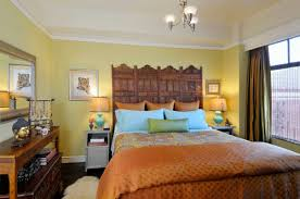 Wood Panel Headboard How Is The Carved Indian Wood Panel Headboard Supported Braced