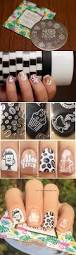 1 59 born pretty 5 5cm round nail art stamp template coffee time