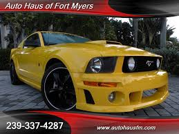2005 ford mustang roush 2005 ford mustang gt premium roush sport for sale in fort myers