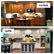 Kitchen Cabinet Refinishing Kits Kitchen Cabinet Refinishing Cost Pleasing Refurbishing Cabinets