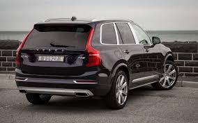 lexus rx volvo xc90 volvo xc90 t6 r design 2017 suv drive